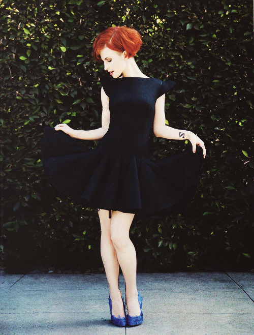 Hayley Williams dress